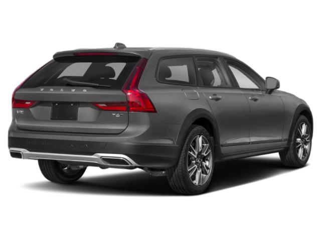 2018 Volvo V90 Cross Country Pictures V90 Cross Country Wagon 4D T5 AWD I4 Turbo photos side rear view