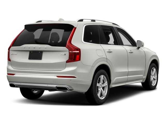 2018 Volvo XC90 Prices and Values Util 4D T5 Momentum AWD I4 Turbo side rear view