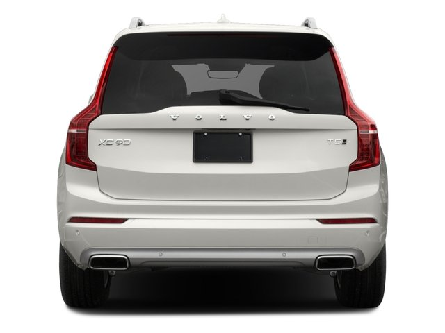 2018 Volvo XC90 Prices and Values Util 4D T5 Momentum AWD I4 Turbo rear view