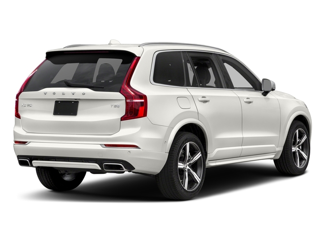 2018 Volvo XC90 Prices and Values Utility 4D T5 R-Design 2WD I4 Turbo side rear view