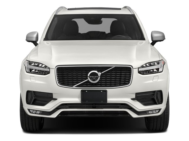 2018 Volvo XC90 Prices and Values Utility 4D T6 R-Design AWD I4 Turbo front view