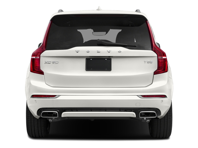 2018 Volvo XC90 Prices and Values Utility 4D T5 R-Design 2WD I4 Turbo rear view