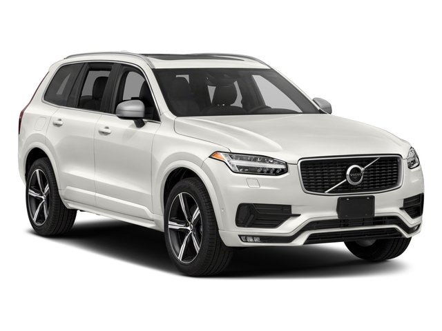 2018 Volvo XC90 Prices and Values Utility 4D T6 R-Design AWD I4 Turbo side front view