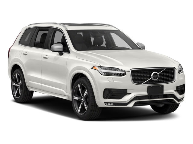 2018 Volvo XC90 Prices and Values Utility 4D T5 R-Design 2WD I4 Turbo side front view