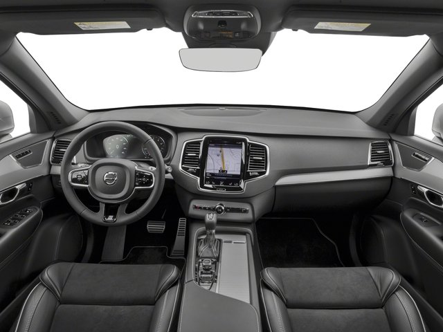 2018 Volvo XC90 Prices and Values Utility 4D T5 R-Design 2WD I4 Turbo full dashboard