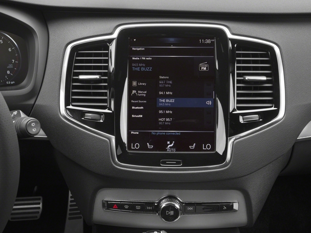 2018 Volvo XC90 Prices and Values Utility 4D T5 R-Design 2WD I4 Turbo stereo system