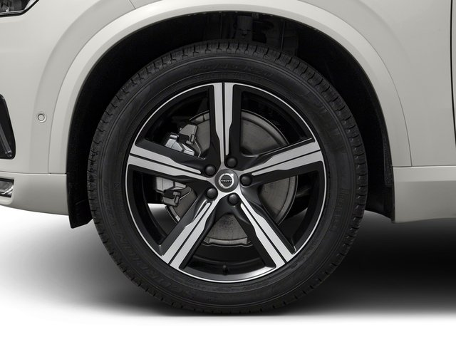 2018 Volvo XC90 Prices and Values Utility 4D T6 R-Design AWD I4 Turbo wheel