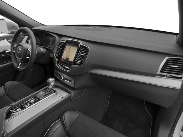 2018 Volvo XC90 Prices and Values Utility 4D T6 R-Design AWD I4 Turbo passenger's dashboard