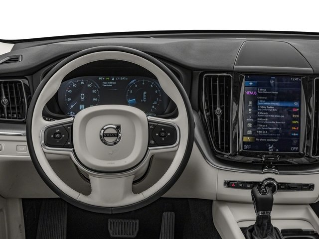 2018 Volvo XC60 Pictures XC60 T6 AWD Inscription photos driver's dashboard