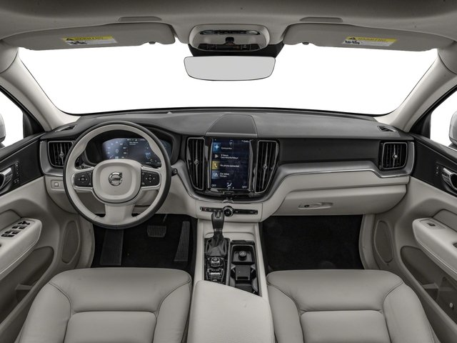 2018 Volvo XC60 Pictures XC60 T6 AWD Inscription photos full dashboard