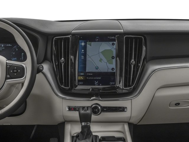2018 Volvo XC60 Pictures XC60 T6 AWD Inscription photos navigation system