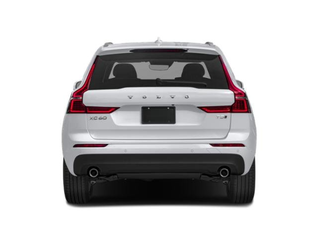 2018 Volvo XC60 Pictures XC60 T6 AWD Inscription photos rear view