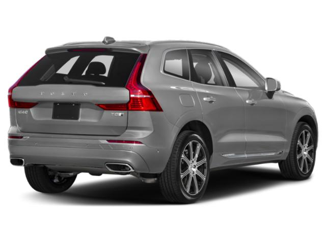 2018 Volvo XC60 Pictures XC60 Utility 4D T8 Inscription AWD photos side rear view