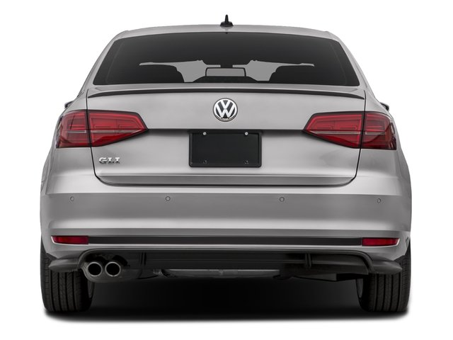 2018 Volkswagen Jetta Base Price 2.0T GLI DSG Pricing rear view
