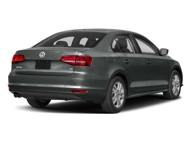 2018 Volkswagen Jetta Pictures Jetta 1.4T Wolfsburg Edition Auto photos side rear view
