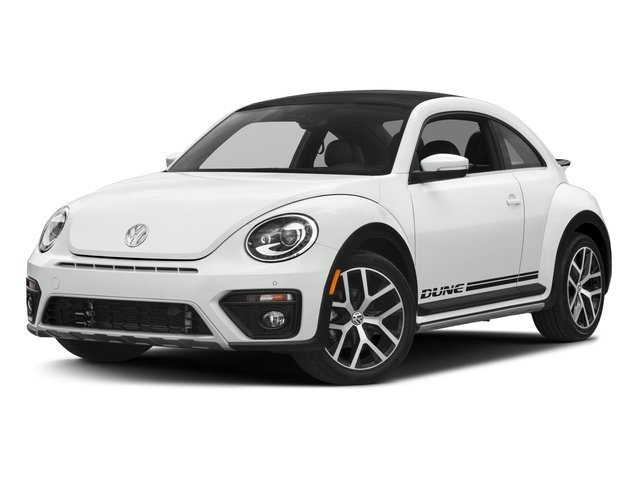 Volkswagen Beetle Coupe 2018 Coupe 2D Dune I4 Turbo - Фото 1