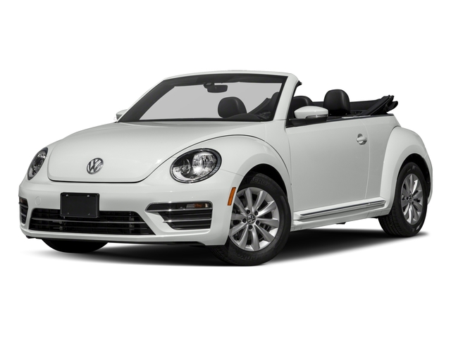 2018 Volkswagen Beetle Convertible Base Price S Auto Pricing side front view