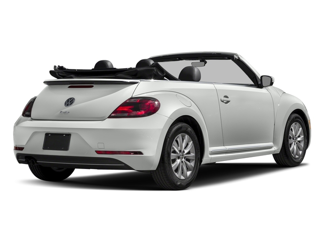 2018 Volkswagen Beetle Convertible Base Price S Auto Pricing side rear view