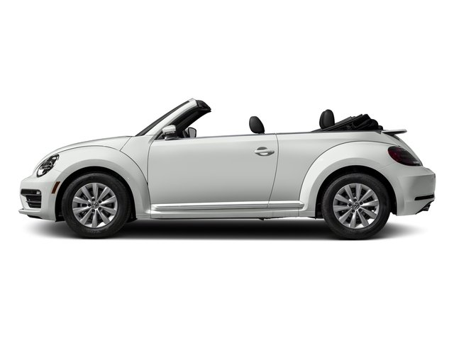 2018 Volkswagen Beetle Convertible Base Price S Auto Pricing side view