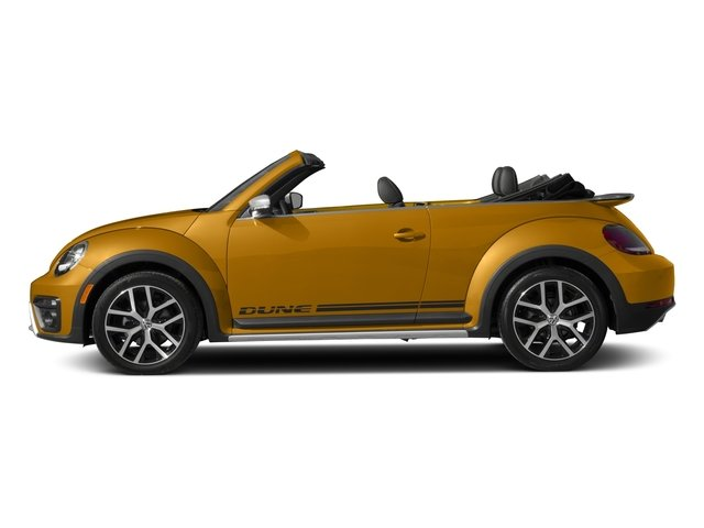 2018 Volkswagen Beetle Convertible Base Price Dune Auto Pricing side view