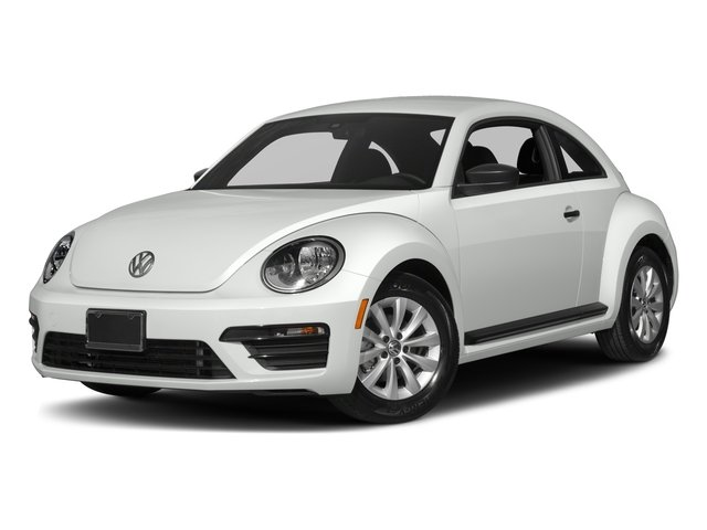 2018 Volkswagen Beetle Pictures Beetle S Auto photos side front view