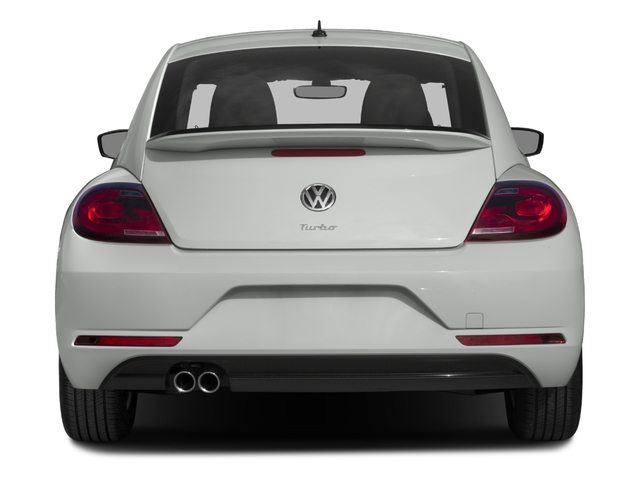 2018 Volkswagen Beetle Base Price S Auto Pricing rear view