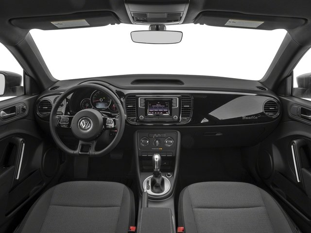 2018 Volkswagen Beetle Base Price S Auto Pricing full dashboard