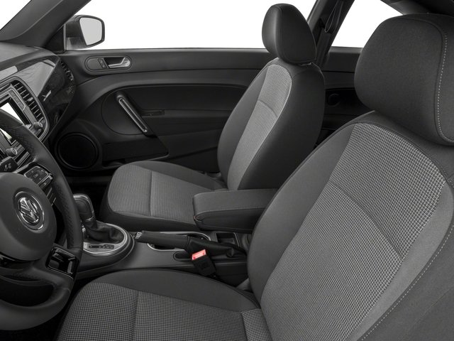 2018 Volkswagen Beetle Base Price S Auto Pricing front seat interior