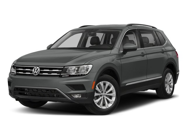 2018 Volkswagen Tiguan Base Price 2.0T SEL Premium FWD Pricing side front view