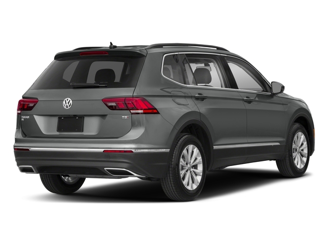 2018 Volkswagen Tiguan Base Price 2.0T SEL Premium FWD Pricing side rear view