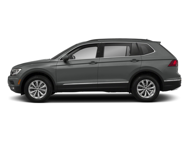 2018 Volkswagen Tiguan Pictures Tiguan 2.0T SEL 4MOTION photos side view