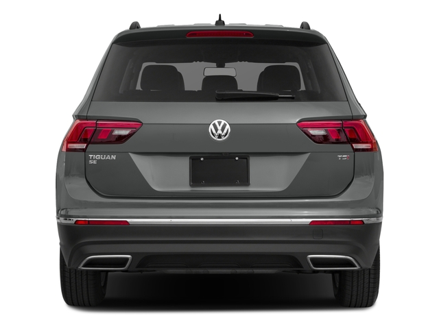 2018 Volkswagen Tiguan Base Price 2.0T SEL Premium FWD Pricing rear view