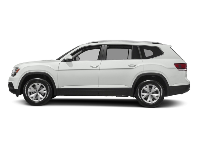 2018 Volkswagen Atlas Base Price 3.6L V6 SE FWD Pricing side view