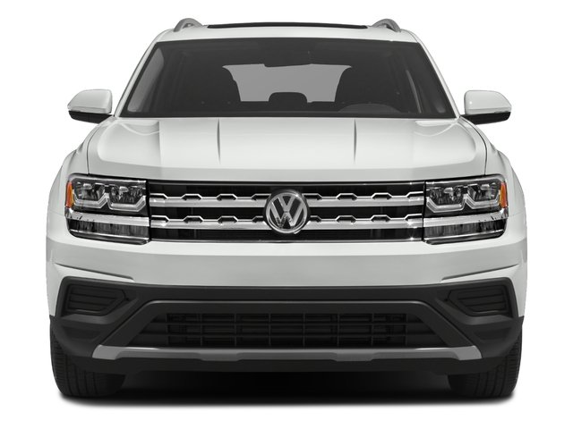 2018 Volkswagen Atlas Base Price 3.6L V6 SE FWD Pricing front view