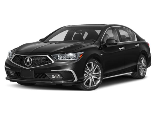 2019 Acura RLX Base Price Sedan Sport Hybrid w/Advance Pkg Pricing side front view