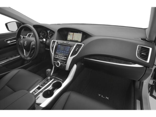 2019 Acura TLX Base Price 3.5L SH-AWD Pricing passenger's dashboard