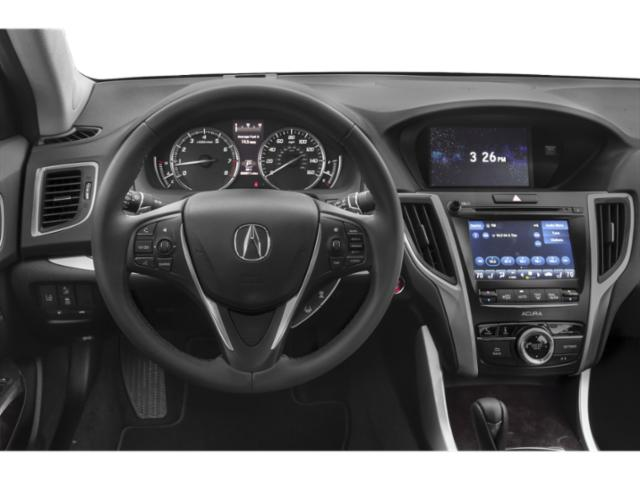 2019 Acura TLX Base Price 3.5L SH-AWD Pricing driver's dashboard