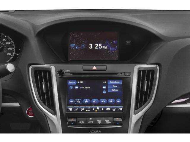 2019 Acura TLX Base Price 3.5L SH-AWD Pricing stereo system
