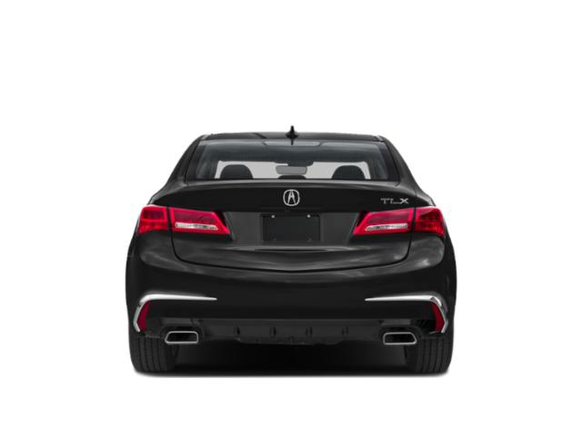 2019 Acura TLX Base Price 3.5L SH-AWD Pricing rear view
