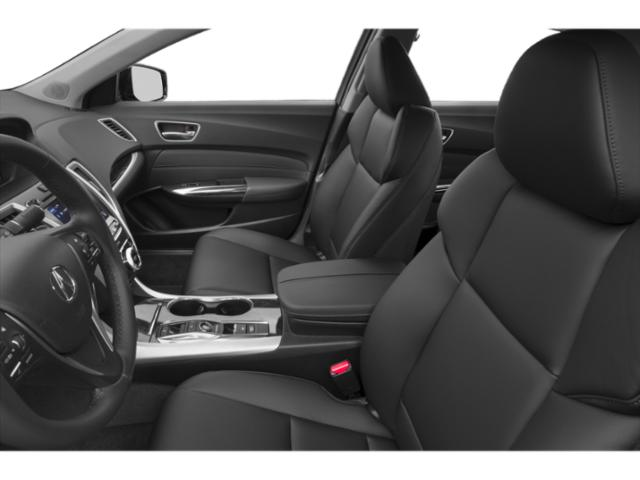 2019 Acura TLX Base Price 3.5L SH-AWD Pricing front seat interior