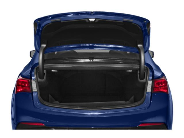 2019 Acura TLX Base Price 3.5L SH-AWD Pricing open trunk