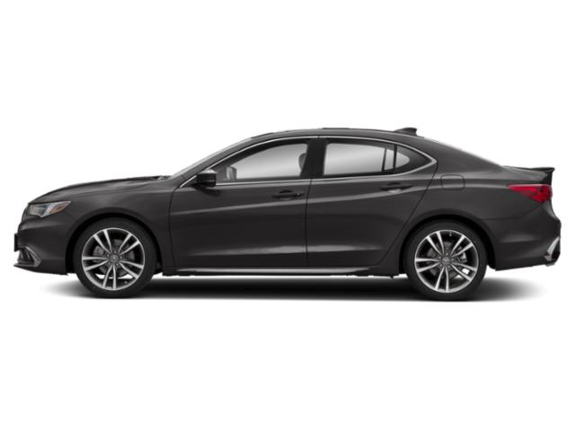 2019 Acura TLX Base Price 3.5L SH-AWD Pricing side view