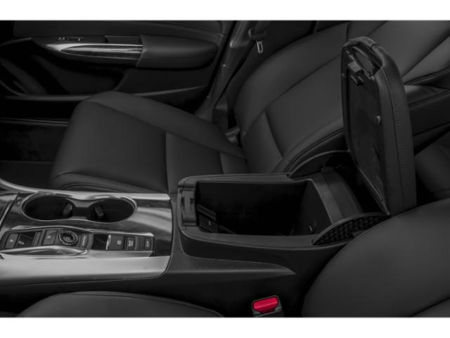 2019 Acura TLX Base Price 3.5L SH-AWD Pricing center storage console
