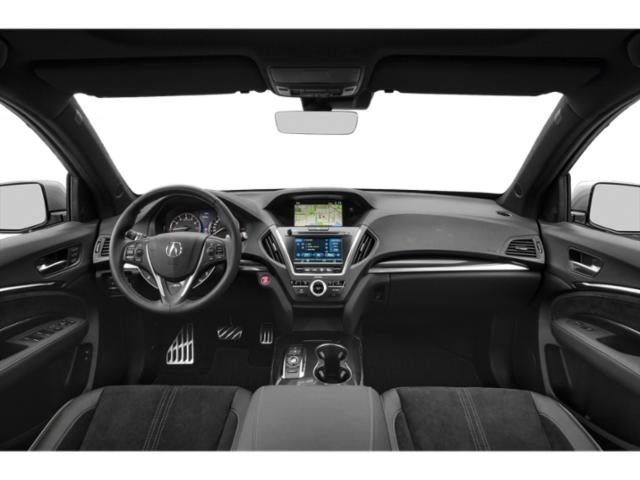 2019 Acura MDX Pictures MDX FWD w/Advance/Entertainment Pkg photos full dashboard