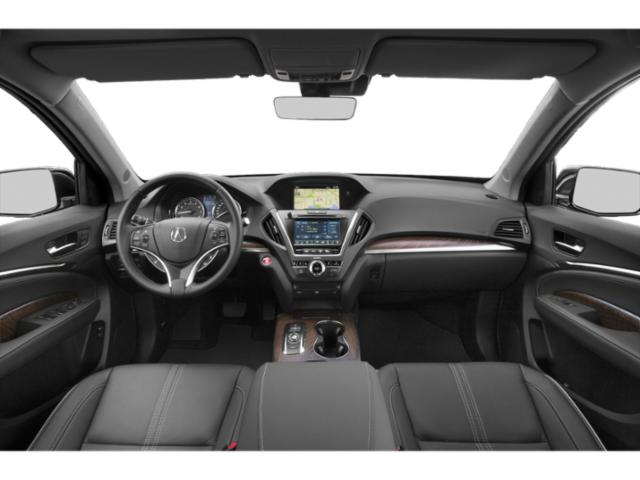 2019 Acura MDX Base Price FWD w/Advance/Entertainment Pkg Pricing full dashboard