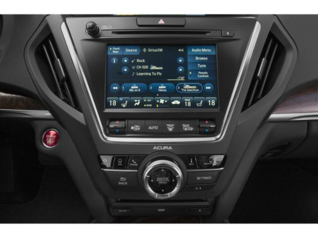 2019 Acura MDX Pictures MDX FWD w/Advance/Entertainment Pkg photos stereo system