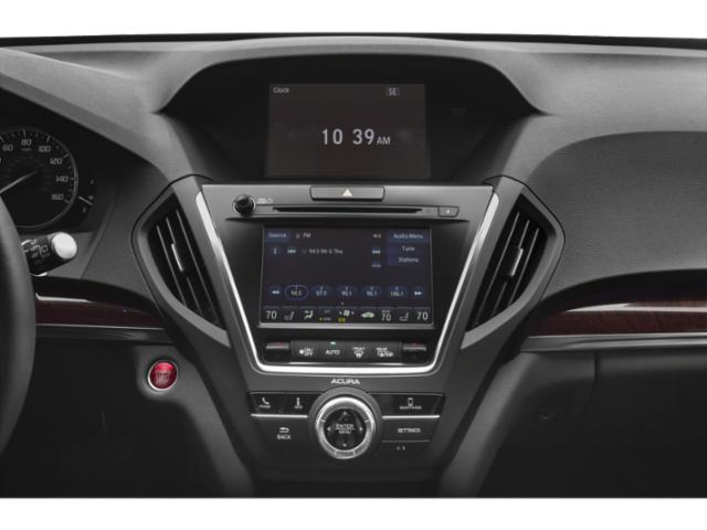 2019 Acura MDX Base Price FWD w/Advance/Entertainment Pkg Pricing stereo system