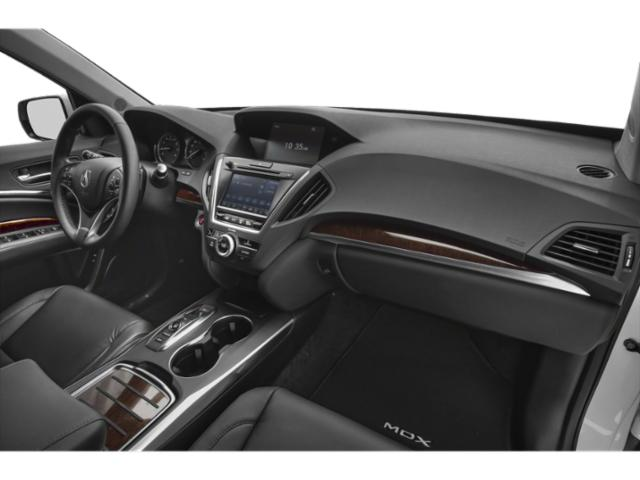 2019 Acura MDX Base Price FWD w/Advance/Entertainment Pkg Pricing passenger's dashboard