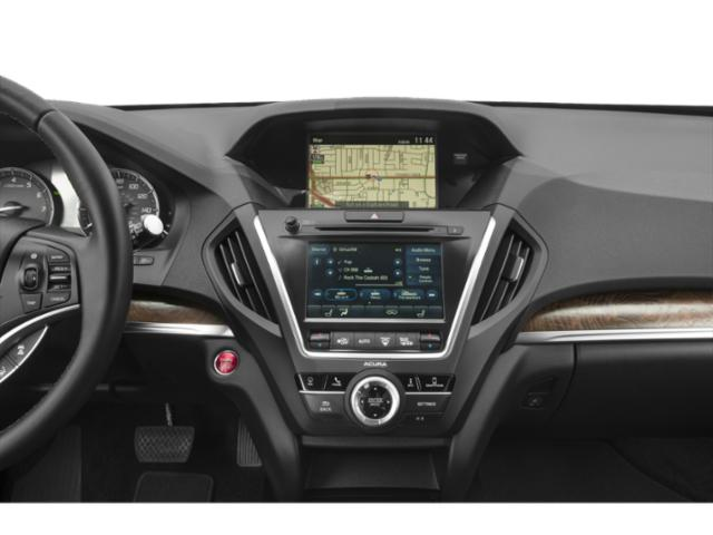 2019 Acura MDX Base Price FWD w/Advance/Entertainment Pkg Pricing navigation system
