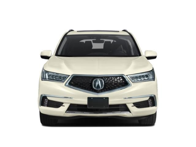 2019 Acura MDX Base Price FWD w/Advance/Entertainment Pkg Pricing front view